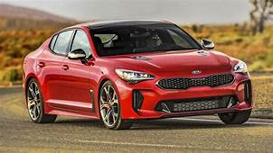 The Kia Stinger Gives Dealers Their First Opportunity To