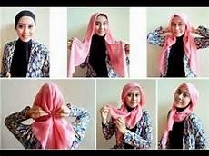 Macam Macam Jilbab Instan Modern Aneka Model Desain