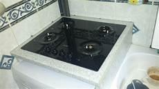 installation plan support plaque de cuisson depanneur