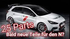 Hyundai I30n Performance N Option Neue Anbauteile