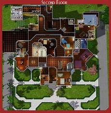 winchester mystery house floor plan mod the sims the winchester mystery house winchester