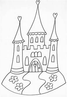 Ausmalbilder Meerjungfrau Schloss Einzigartig Ausmalbilder Schloss Ausmalbilder Ausmalen