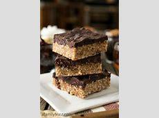 chocolate crispy bars   rice krispies_image
