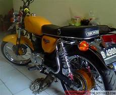 Modifikasi Motor Gl Max by Modifikasi Honda Gl Max 1994 Modif Cb Gambar Modifikasi