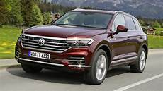 Volkswagen Touareg Price Running Costs Mpg Top Gear