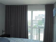 Black Out Drapes by Ceiling Mounted Blackout Drape Room Darkening Modern