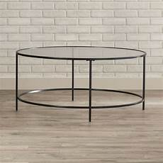 modern glass top coffee table black metal base