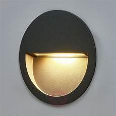 led recessed wall light loya lights ie