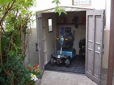 E Scooter Garage by Die Beromobil Elektromobil Garage