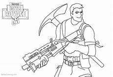 Fortnite Malvorlagen Bug Fortnite Coloring Pages Characters Survivalist Free