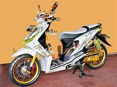 Honda Beat Modifikasi by Kumpulan Gambar Modifikasi Honda Beat Deqwan