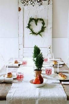 weihnachtsdeko noch mehr sehr sch 246 ne weihnachtliche tischdeko mit nat 252 rlicher deko