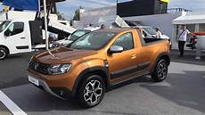 dacia duster l road low cost si trasforma in up