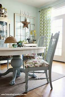 hometalk dining room table and chairs makeover with sloan chalk paint