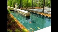 building a koi pond youtube