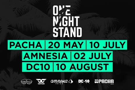 One Night Stand Ibiza