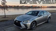 2019 lexus gs 350 f sport awd review the dying breath youtube