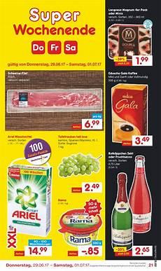 Netto Marken Discount Prospekt 26 06 01 07 2017 Seite 21