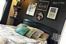master bedroom wall makeover paint colors glidden bittersweet chocolate home depot valspar
