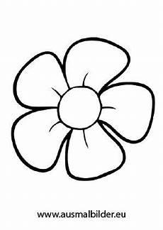 Malvorlage Blumen Einfach Blumen Malvorlage Ausmalbilder F 252 R Kinder Malvorlagen