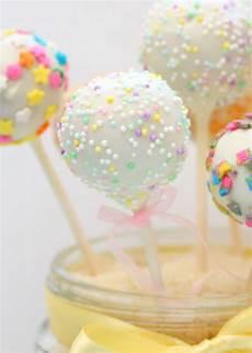 Recipe Snobs Vanilla Pudding Cake Pops