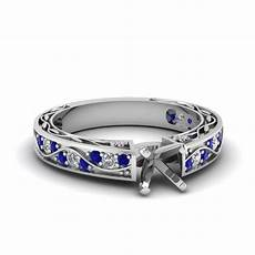 new wedding ring settings without stones matvuk com