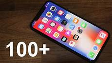 Iphone A 100 100 Iphone X Tips Tricks And Features