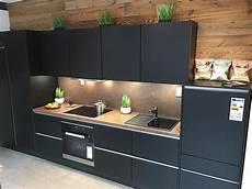 küche schwarz matt xeno k 252 chen musterk 252 che hochwertige xeno k 252 che schwarz
