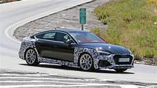2020 audi rs5 2020 audi rs5 spied with light design update autoblog