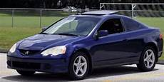 the 2004 acura rsx is an appreciated car