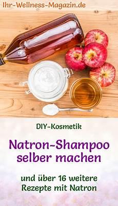 haare waschen mit natron natron shoo selber machen