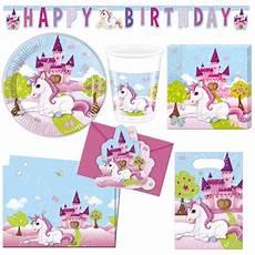 einhorn unicorn kindergeburtstag auswahl deko