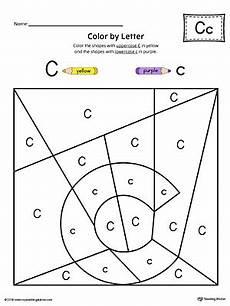 alphabet worksheets letter c 24037 trace letter c and connect pictures worksheet color myteachingstation