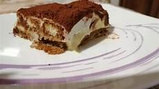 tiramisu con crema pasticcera dolce velocissimo tiramis 217 con crema pasticcera youtube