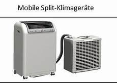 mobile split klimaanlage mobile split raumklimager 228 te shop