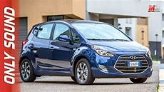 new hyundai ix20 2018 test drive only sound