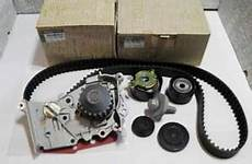 Kit Distribution Pompe A Eau Dacia Duster Logan Sandero