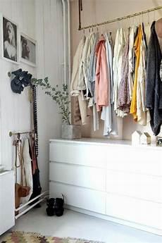 kleiderschrank selber machen ideen moderne garderoben tipps zur erneuerung der modernen