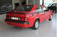 alfa romeo 75 turbo america 1989 catawiki