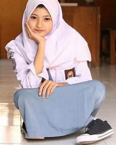 Jilbab Anak Sma Cantik Fashion School