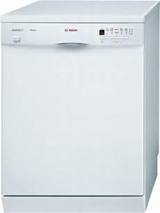 bosch spülmaschine 45 cm geschirrsp 252 ler bosch 45 cm freistehend