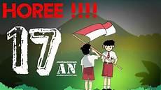Kumpulan Contoh Lomba 17 Agustus Kartun Hut Ri Ala Masa Kini