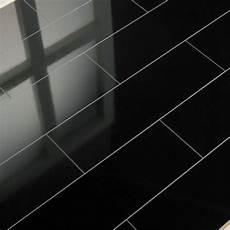 klick vinyl schwarz elesgo supergloss black micro v5 groove laminate flooring