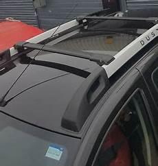 Dacia Duster 2014 2017 Antivol Alu Barre Transversale Oem