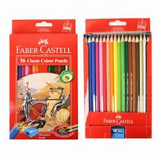 Faber Castell Malvorlagen Ebay Faber Castell Classic Colour In Cardboard Box Set Of 36
