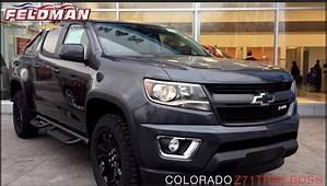 2016 Chevrolet Colorado Z71 Trail Boss Michigan  YouTube