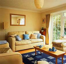 yellow room decorating sunny and happy designs living