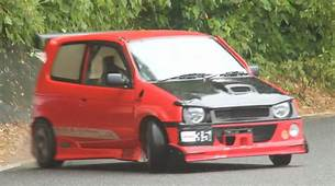 Kei Car Drifting Is A Thing And Its Amazing  CarsGuide