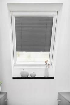 Dachfenster Rollo Ohne Bohren - dachfenster plissee haftfix ohne bohren lichblick shop