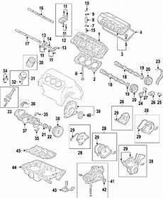 2007 honda pilot engine diagram parts 174 honda eng sub assy block partnumber 10002rypa02
